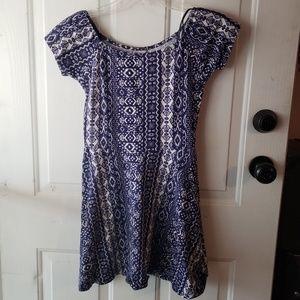 Forever 21 Mini Flowy Dress
